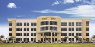 DHR Health Medical Office Building