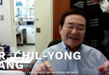 Dr. Chil-Yong Kang, working on COVID-19 vaccine